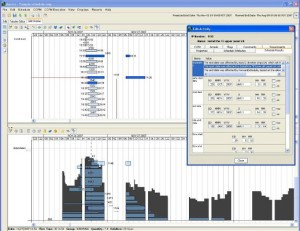 Gantt RSRC Plot view