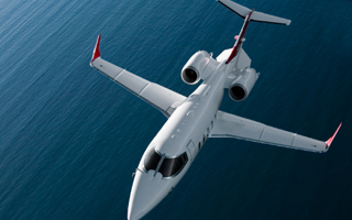 Aurora helps Bombardier Learjet schedule their airplane assembly operations more quickly