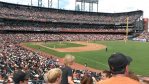 Company Event Giants Game