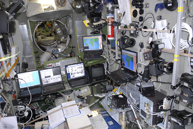 IFAP Plans Activities Aboard the International Space Station