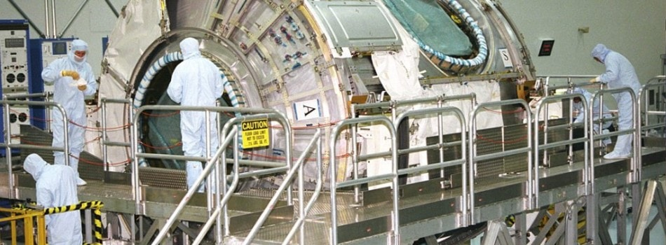Aurora-NASA-KSC-Space-Station-Processing
